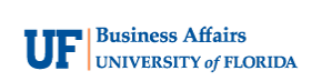 UF Business Affairs logo