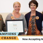 Champions for Change Awards